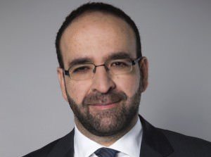 Bostads och stadsutvecklingsminister Mehmet Kaplan Näringsdepar